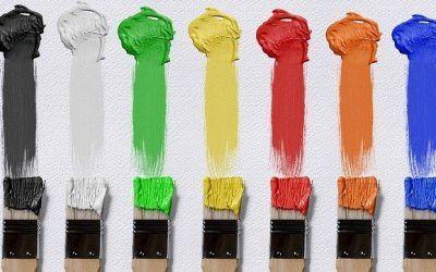 Como elegir la paleta de colores para tu página web